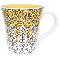 Imagem - Caneca 330ML Cerâmica Oxford Tulipa Comeia cód: 72200137
