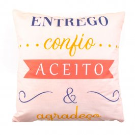 Imagem - Capa De Almofada 45x45 Estampada cód: 64151040