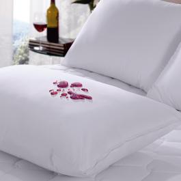 Imagem - Capa Protetora De Travesseiro Branca 50x70 cód: 6205041