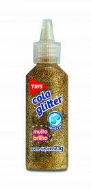 Imagem - Cola Glitter Tris Ouro 23g cód: 6135023