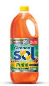 Imagem - Desinfetante Pinho Uso Geral 500ml cód: 42352514