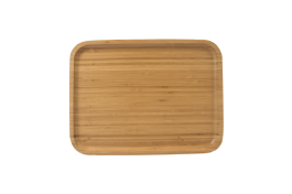 Imagem - Gamela Bambu Retangular