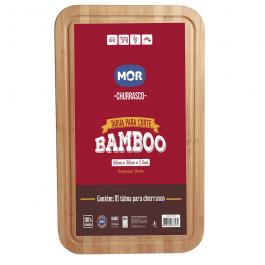 Imagem - Tábua Oval Bamboo