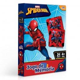 Imagem - Jogo De Memória Homem Aranha Marvel 150 Peças Novo Papel cód: 6304019