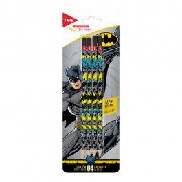 Imagem - Lápis Batman C/4 cód: 61350310