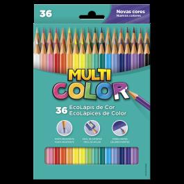 Imagem - Lápis De Cor Multicolor C/36 cód: 6135042