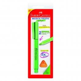 Imagem - Marca Texto Faber Castell Verde cód: 6135046