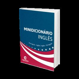 Imagem - Minidicionário Inglês cód: 6133014