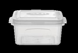 Imagem - Pote Plásticos MB 550ML Quadrado cód: 7245052