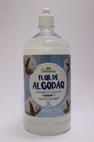 Imagem - Sabonete Denomax 1 Litro Flor Algodão 001906-2 cód: 4250111