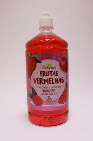 Imagem - Sabonete Denomax 1 Litro Frutas Vermelhas 001909-7 cód: 4250112