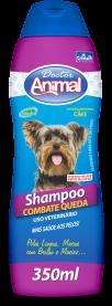Imagem - Shampoo Doctor Animal Combate a Queda 350ml cód: 7550754