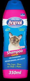 Imagem - Shampoo Doctor Animal Gatos 350ml cód: 7550751