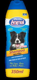 Imagem - Shampoo Doctor Animal Neutro 350ml cód: 7550753