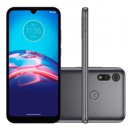 Imagem - Smartphone Motorola Moto E6i Cinza Titanium cód: 5514052