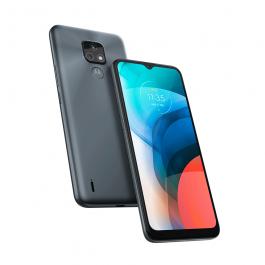 Imagem - Smartphone Motorola Moto E7 64GB Cinza 4GB RAM Tela 6.5 POL Câmera Dupla Octa Core cód: 7201054