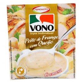 Imagem - Sopa Vono Peito de Frango C/queijo 17G cód: 70301753