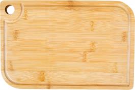 Imagem - Tábua Para Corte Bambu Retangular