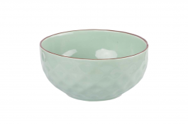 Imagem - Tigela Bowl 500ML Cerâmica Verde cód: 72200125