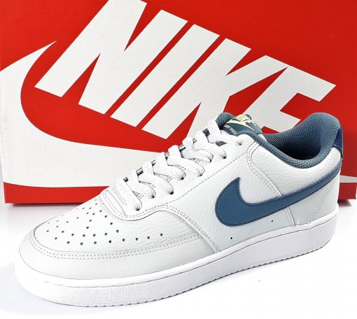 TÊNIS CASUAL MASCULINO NIKE COURT VISION LO CD5463.005