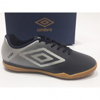 Imagem - TÊNIS INDOOR MASCULINO UMBRO GAME  U01FB005027-787  cód: 45U01FB005027-787GAME269