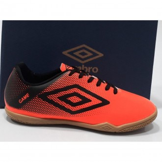 Imagem - TÊNIS INDOOR MASCULINO UMBRO GAME  U01FB005027-011  cód: 45U01FB005027-011GAME10002557