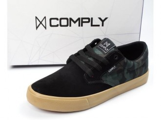Imagem - TÊNIS SKATE MASCULINO COMPLY CABLE cód: 30000009CO23CABLE10002356