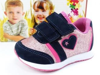 Imagem - TÊNIS DO 19/24 INFANTIL MENINA VIA VIP  VNJ 154 cód: 10000008VNJ1542425