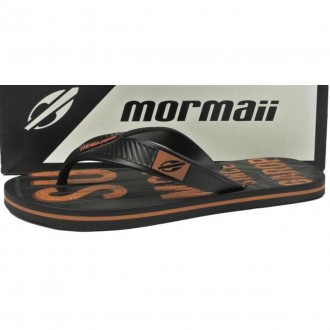 Imagem - CHINELO DEDO MASCULINO MORMAII TROPICAL 11538.24711 cód: 23011538.24711TROPICAL10002931