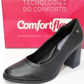 Imagem - Sapato Comfortflex 20-78301.006 cód: 10001320-78301.0062