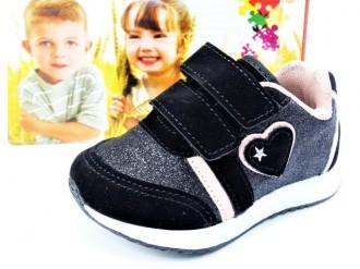 Imagem - TÊNIS DO 19/24 INFANTIL MENINA VIA VIP  VNJ 154 cód: 10000008VNJ15410002457