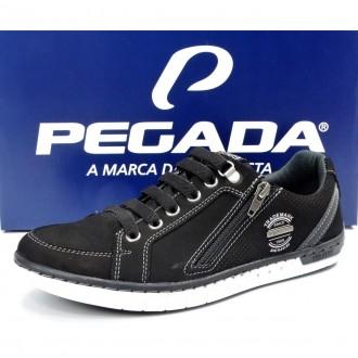 Imagem - SAPATÊNIS MASCULINO PEGADA 117408-10 cód: 18117408-102