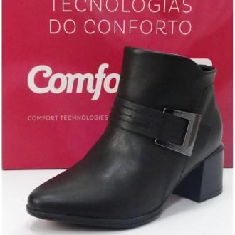 Imagem - BOTA CURTA FEMININA COMFORTFLEX 20-98301.007 cód: 10001320-98301.0072