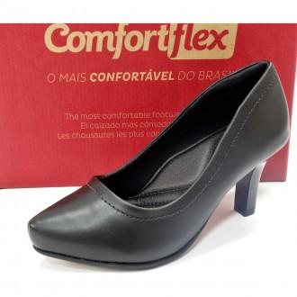 Imagem - Sapato Comfortflex 20-85301.001 cód: 10001320-85301.0012