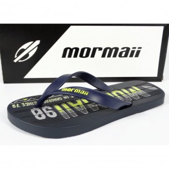Imagem - CHINELO DEDO MASCULINO MORMAII TROPICAL GRAPHICS 10591.24918  cód: 23010591.24918GRAPHICS675