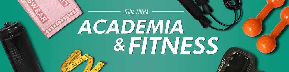 (Academia e Fitness)