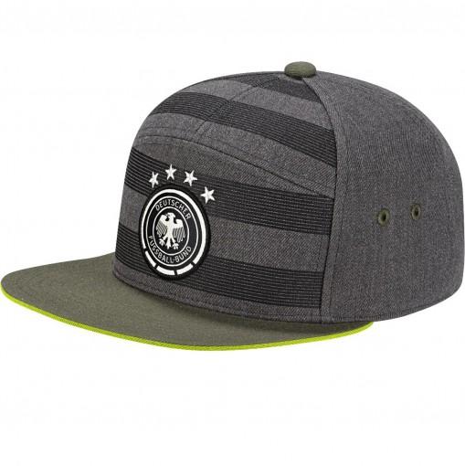 Boné Adidas Aba Reta Alemanha 5fb87e0ba221f