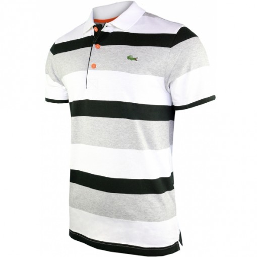 3f2d1f2144 Camisa Lacoste Polo M C Masculina Yh9324