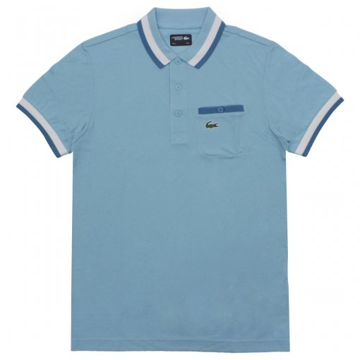 Camisa Lacoste Polo Yh209421 Masculina