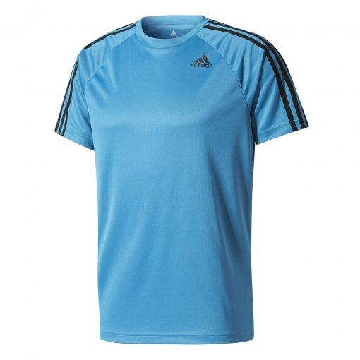 Camiseta Adidas D2m 3-Stripes Masculina