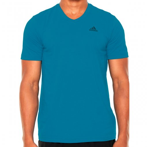 Camiseta Adidas V Tee Essentials
