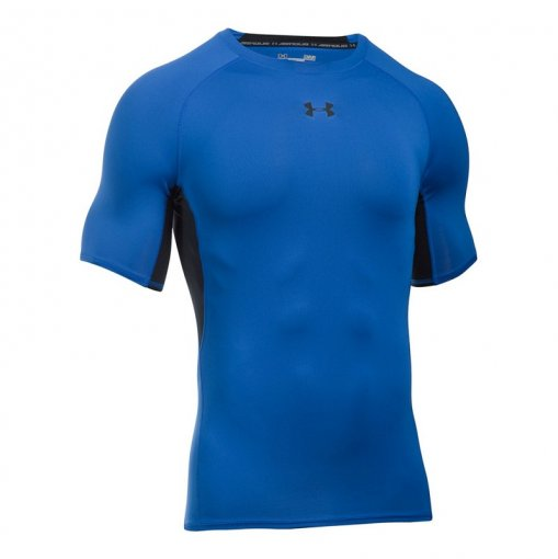 Camiseta De Compressão Under Armour SS