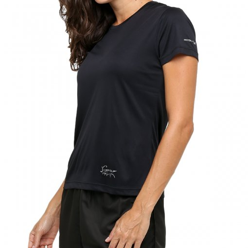 Camiseta Interlock Uv50 Feminina