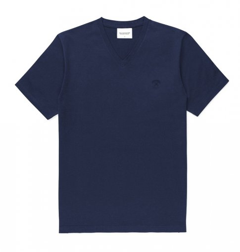 Camiseta Kevingston Remera Login Gola V Masculina