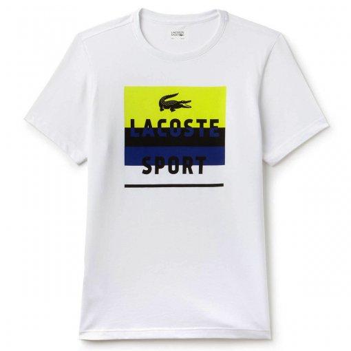 Camiseta Lacoste Th211721 Masculina