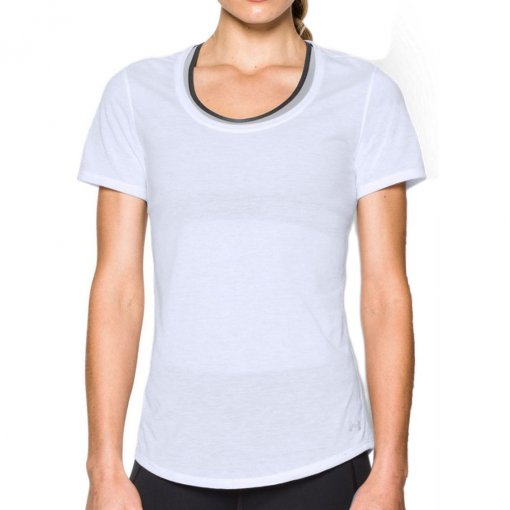 Camiseta Under Armour Threadborne Streaker Feminina