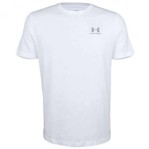 Camiseta Under Armour Left Chest Ss