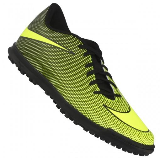 13e146319c Chuteira Nike Bravatax II Tf Society