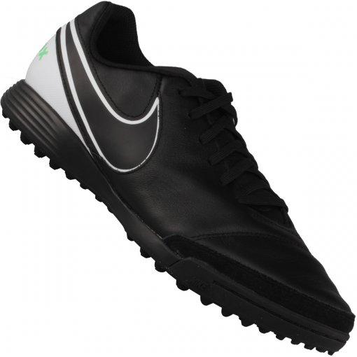 Chuteira Nike Society Tiempox Gênio 2 Leather TF