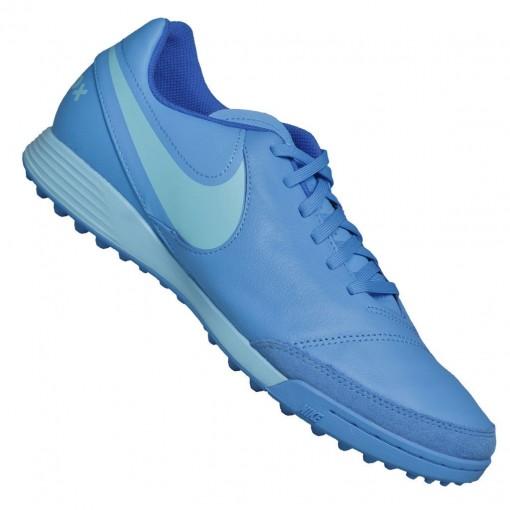 f074429b53 Chuteira Nike Tiempox Genio Ii Leather Tf
